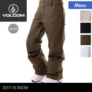 VOLCOM/ボルコム メンズ スノーボードウェア パンツ ...