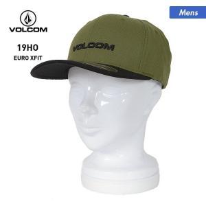 VOLCOM/ボルコム メンズ キャップ 帽子 FLEXFIT フレックスフィット 刺繍 D5541...