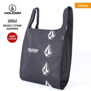 VOLCOM/ボルコム メンズ バッグ トートバッグ エコバッグ かばん ナイロン コーデュラ D65120JB|OC STYLE PayPayモール店