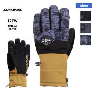 DAKINE/ダカイン メンズ 5本指 スノーボード グローブ スノーグローブ AH237-721|ocstyle