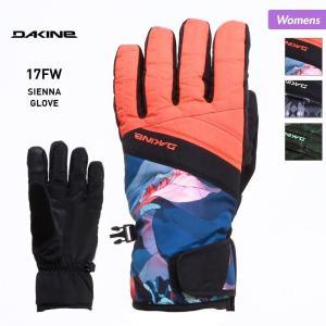 DAKINE/ダカイン レディース 5本指 スノーボード グローブ スノーグローブ AH237-768|ocstyle