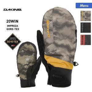 DAKINE/ダカイン メンズ GORE-TEX ミトン スノーボード グローブ スキーグローブ ミ...