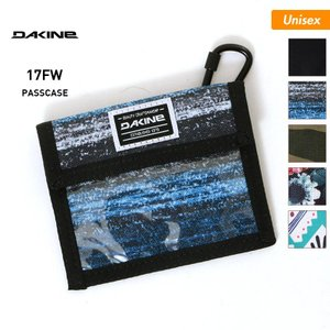 DAKINE/ダカイン メンズ&レディース パスケース 小銭入れ ウォレット カラビナ付き 財布 スノーボード AH237-090
