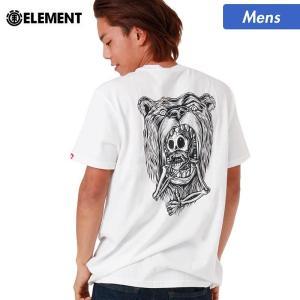 ELEMENT/エレメント メンズ 半袖 Tシャツ ティーシャツ クルーネック AH021-223|ocstyle
