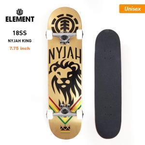 ELEMENT/エレメント スケートボード コンプリートデッキ 7.75インチ スケボー デッキ トラック ウィール セット メンズ レディース AI027-407|ocstyle