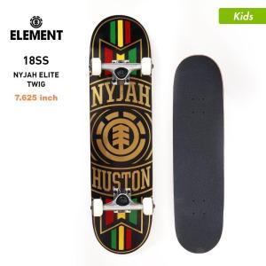 ELEMENT/エレメント キッズ スケートボード コンプリートデッキ 7.625インチ スケボー デッキ トラック ウィール セット AI027-408|ocstyle