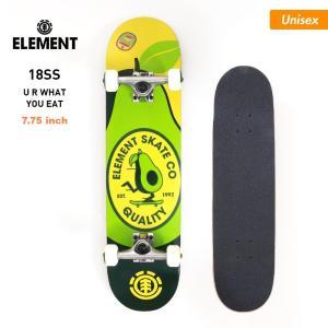 ELEMENT/エレメント スケートボード コンプリートデッキ 7.75インチ スケボー デッキ トラック ウィール セット メンズ レディース AI027-413|ocstyle