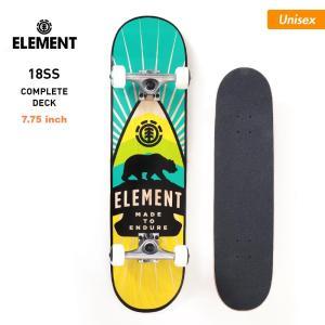 ELEMENT/エレメント スケートボード コンプリートデッキ 7.75インチ スケボー デッキ トラック ウィール セット メンズ レディース AI027-421|ocstyle