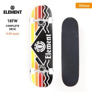 ELEMENT/エレメント スケートボード コンプリートデッキ 7.75インチ スケボー デッキ トラック ウィール セット メンズ レディース AI027-423|ocstyle