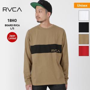RVCA/ルーカ メンズ&レディース 長袖 トレーナー ロゴ 日本限定 AJ041-062|ocstyle