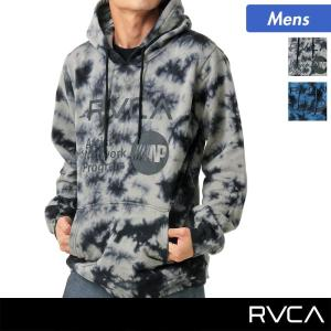 RVCA/ルーカ メンズ プルオーバー パーカー フード付き 長袖 AF042-011 ocstyle