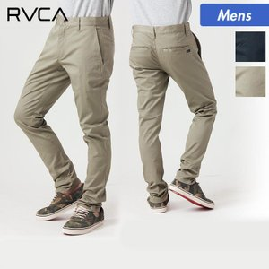RVCA/ルーカ メンズ チノパンツ ロングパンツ チノパン 長ズボン AG042-732|ocstyle