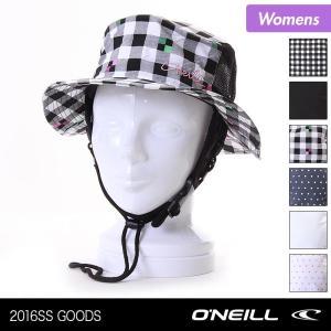 ONEILL/オニール レディース サーフハット 帽子 ぼう...