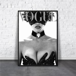 アートポスター/ブランド・北欧風・モダンアート/インテリア用/A4(210 x 297mm)/ポスターのみ/AP#001|octopus-goods01