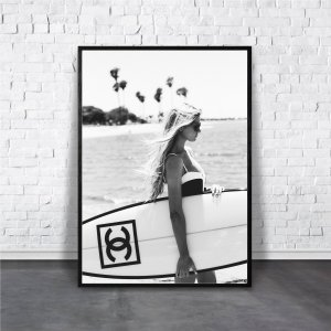 アートポスター/Aroma of Paris/選べる7サイズ&ポスター単品orフレームセット/Design:#004|octopus-goods01