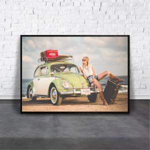 アートポスター/ブランド・北欧風・モダンアート/インテリア用/A4(210 x 297mm)/ポスターのみ/AP#023|octopus-goods01