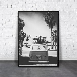 アートポスター/ブランド・北欧風・モダンアート/インテリア用/A4(210 x 297mm)/ポスターのみ/AP#025|octopus-goods01