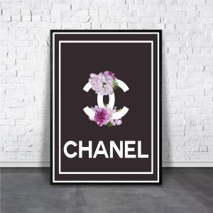 アートポスター/Aroma of Paris/選べる7サイズ&ポスター単品orフレームセット/Design:#035|octopus-goods01