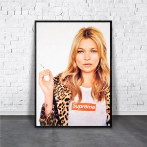 アートポスター/Aroma of Paris/選べる7サイズ&ポスター単品orフレームセット/Design:#043|octopus-goods01
