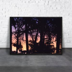 アートポスター/Aroma of Paris/選べる7サイズ&ポスター単品orフレームセット/Design:#057|octopus-goods01
