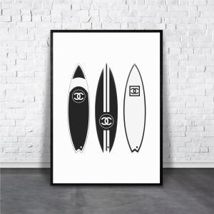 アートポスター/Aroma of Paris/選べる7サイズ&ポスター単品orフレームセット/Design:#079|octopus-goods01