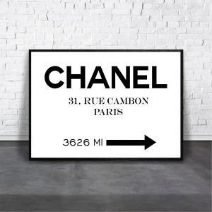 アートポスター/Aroma of Paris/選べる7サイズ&ポスター単品orフレームセット/Design:#081|octopus-goods01