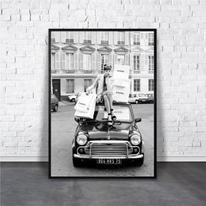 アートポスター/Aroma of Paris/選べる7サイズ&ポスター単品orフレームセット/Design:#113|octopus-goods01