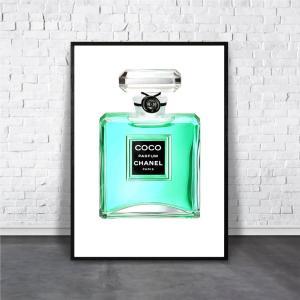 アートポスター/Aroma of Paris/選べる7サイズ&ポスター単品orフレームセット/Design:#117|octopus-goods01
