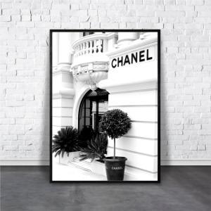 アートポスター/Aroma of Paris/選べる7サイズ&ポスター単品orフレームセット/Design:#118|octopus-goods01