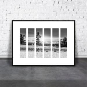 アートポスター/ブランド・北欧風・モダンアート/インテリア用/A4(210 x 297mm)/ポスターのみ/AP#128|octopus-goods01
