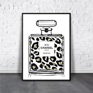 アートポスター/Aroma of Paris/選べる7サイズ&ポスター単品orフレームセット/Design:#133|octopus-goods01