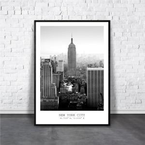 アートポスター/ブランド・北欧風・モダンアート/インテリア用/A4(210 x 297mm)/ポスターのみ/AP#145|octopus-goods01