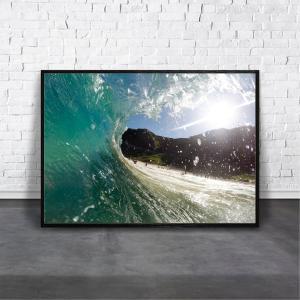 アートポスター/ブランド・北欧風・モダンアート/インテリア用/A4(210 x 297mm)/ポスターのみ/AP#147 octopus-goods01