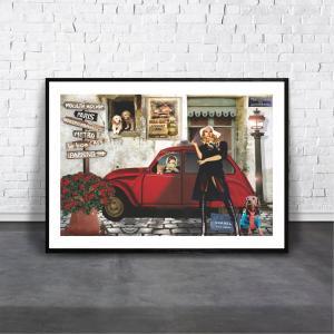 アートポスター/ブランド・北欧風・モダンアート/インテリア用/A4(210 x 297mm)/ポスターのみ/AP#169|octopus-goods01