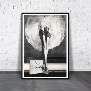 アートポスター/ブランド・北欧風・モダンアート/インテリア用/A4(210 x 297mm)/ポスターのみ/AP#170|octopus-goods01