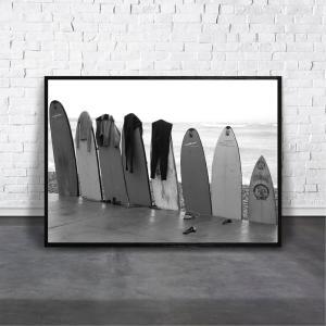 アートポスター/ブランド・北欧風・モダンアート/インテリア用/A4(210 x 297mm)/ポスターのみ/AP#185 octopus-goods01