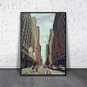 アートポスター/ブランド・北欧風・モダンアート/インテリア用/A4(210 x 297mm)/ポスターのみ/AP#200|octopus-goods01
