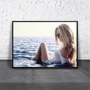 アートポスター/Aroma of Paris/選べる7サイズ&ポスター単品orフレームセット/Design:#209|octopus-goods01