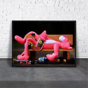 アートポスター/Aroma of Paris/選べる7サイズ&ポスター単品orフレームセット/Design:#215|octopus-goods01