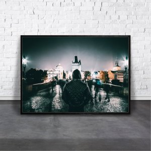 アートポスター/ブランド・北欧風・モダンアート/インテリア用/A4(210 x 297mm)/ポスターのみ/AP#234|octopus-goods01