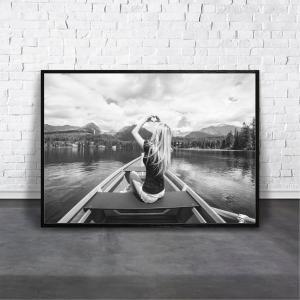 アートポスター/ブランド・北欧風・モダンアート/インテリア用/A4(210 x 297mm)/ポスターのみ/AP#236|octopus-goods01