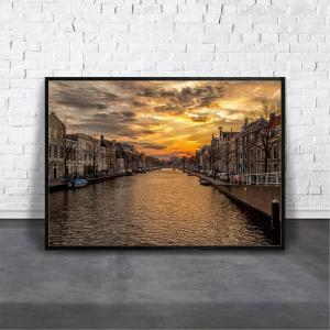 アートポスター/Aroma of Paris/選べる7サイズ&ポスター単品orフレームセット/Design:#250|octopus-goods01