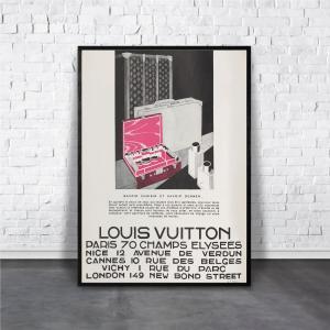 アートポスター/Aroma of Paris/選べる7サイズ&ポスター単品orフレームセット/Design:#268|octopus-goods01