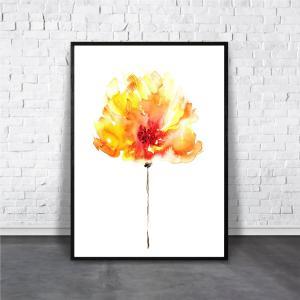 アートポスター/Aroma of Paris/選べる7サイズ&ポスター単品orフレームセット/Design:#272|octopus-goods01