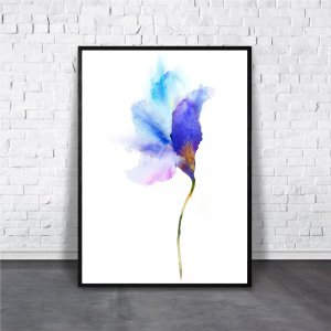 アートポスター/Aroma of Paris/選べる7サイズ&ポスター単品orフレームセット/Design:#273|octopus-goods01