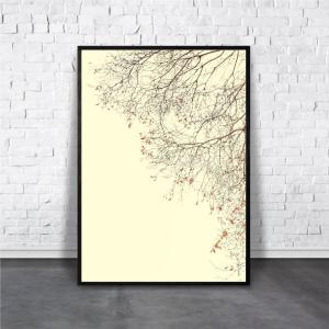 アートポスター/Aroma of Paris/選べる7サイズ&ポスター単品orフレームセット/Design:#286|octopus-goods01