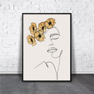 アートポスター/Aroma of Paris/選べる7サイズ&ポスター単品orフレームセット/Design:#387|octopus-goods01