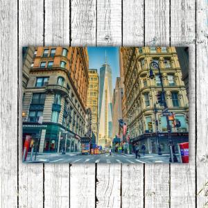 アートポスター/Aroma of Paris/選べる7サイズ&ポスター単品orフレームセット/Design:#618|octopus-goods01