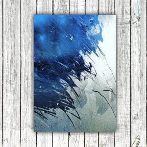 アートポスター/Aroma of Paris/選べる7サイズ&ポスター単品orフレームセット/Design:#627|octopus-goods01