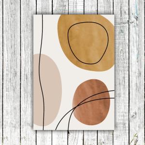 アートポスター/Aroma of Paris/選べる7サイズ&ポスター単品orフレームセット/Design:#674|octopus-goods01